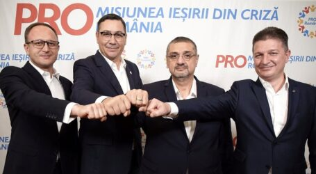 VIDEO. Victor Ponta îl susține sută la sută pe Valeriu Crișan