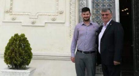 Vlad Pașcalău are toată susținerea senatorului Pop