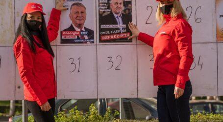 Senatorul Gheorghe Pop este susținut de foarte mulți tineri din Sălaj