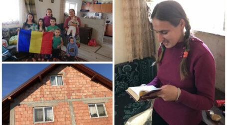 Există MIRACOLE?! O poveste din Sălaj despre o familie foarte săracă, cu șapte copii, a cărui destin a fost schimbat exclusiv prin CREDINȚĂ