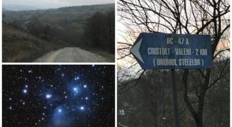 Drumul Stelelor din Sălaj – locul din România unde ești mai aproape de Cer și poți admira numeroase stele