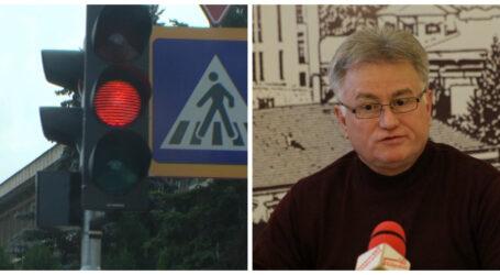 Primăria Zalău MODIFICĂ semafoarele din oraș. Ce gânduri are Ionel Ciunt
