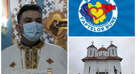 """Episcopia Sălaj este alături de campania """"Sălajul Faptelor Bune"""", prin care ajutăm o mie de copii loviți de soarta crudă"""