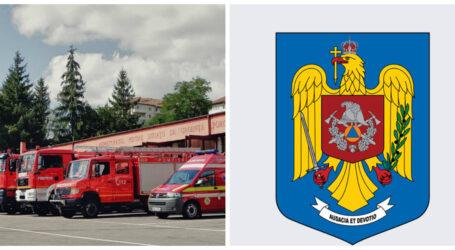 """Inspectoratul pentru Situații de Urgență """"Porolissum"""" din Sălaj împlinește astăzi 16 ani în slujba sălăjenilor"""