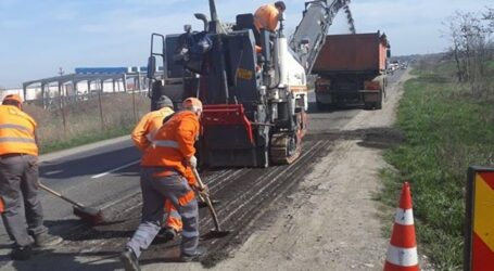 Se reabilitează drumul Crasna – Marin – Valcău de Jos. Costul: un MILION de euro pe kilometru