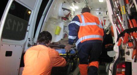 Un bărbat în vârstă de 73 de ani, băut, a provocat un accident în Bobota