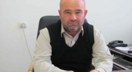 """Vasile Bulgărean, inspectorul școlar genereal, urează tuturor doamnelor și domnișoarelor """"La mulți ani"""""""