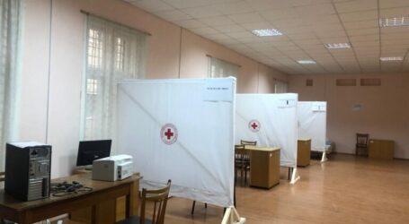 Crucea Roșie Sălaj DONEAZĂ mobilier pentru centrele de vaccinare din mai multe localități ale județului