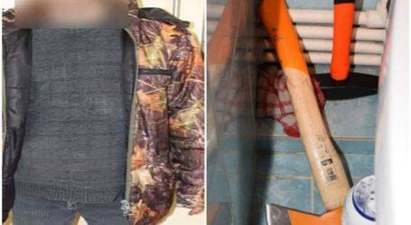 Pădurarul din Sălaj lovit cu bestialitate de un hoț de lemn este un tânăr de 20 de ani. Apără pădurea cu mâinile goale