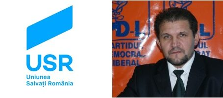 USR vrea schimbarea prefectului Virgil Țurcaș