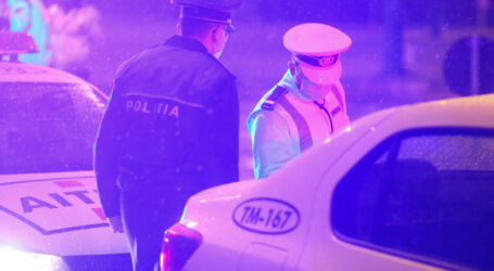 De Revelion, polițiștii din Sălaj au dat amenzi de peste 47.000 de euro