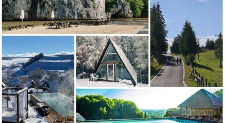 Top 5 destinații turistice de poveste, aproape de Sălaj, pentru 2021