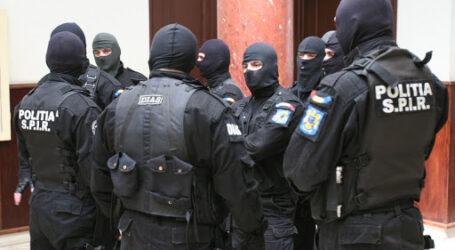 Percheziții DIICOT la Zalău într-un dosar privind traficul de droguri