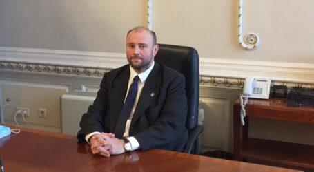 Senatorul Cristian Viașu vă urează o primăvară fericită!