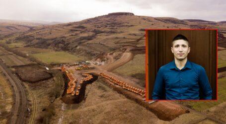Secretarul de stat Horațiu Cozma explică PROBLEMELE de pe tronsonul de autostradă din Sălaj