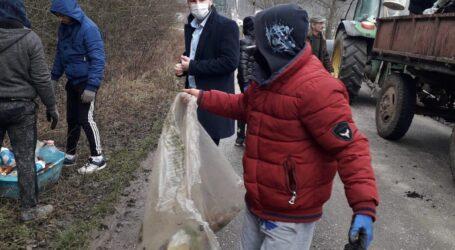 Asistații social din Jibou, scoși la muncă de viceprimarul Vlad Pașcalău