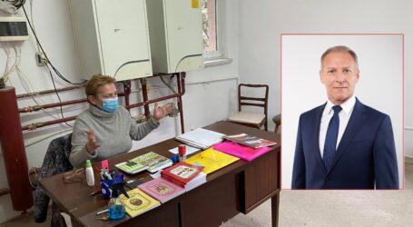 Dinu Iancu Sălăjanu a găsit un spațiu pentru eroii din Sălaj care au fost evacuați în această dimineață din sediu