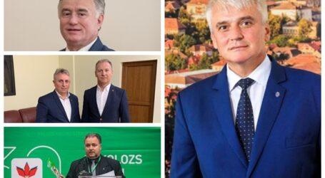 ANCHETĂ: blat între PNL, PSD și UDMR pentru angajarea lui Septimiu Țurcaș. Cine l-a girat pe primarul condamnat din Șimleu Silvaniei