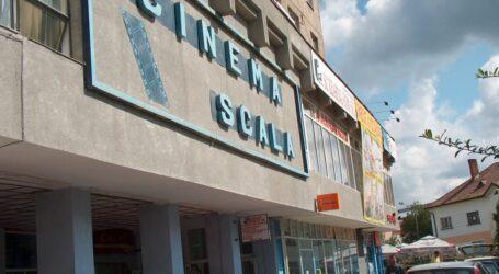 Primăria vrea să monteze un ecran LED uriaș la intrare în Cinematograful Scala