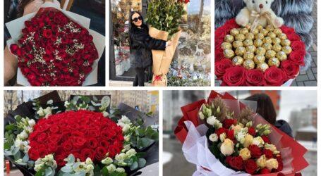 O florărie din Zalău oferă cadouri inedite pentru îndrăgostiții din oraș de Valentine's Day