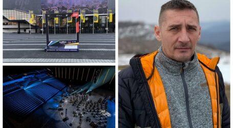 Un topograf din Sălaj, implicat activ în construirea sălii de concert din Olanda unde se organizează Eurovision 2021