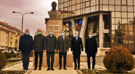 VIDEO. Iuliu Maniu, comemorat la Zalău de Dinu Iancu, Virgil Țurcaș și Cosmin Vlaicu