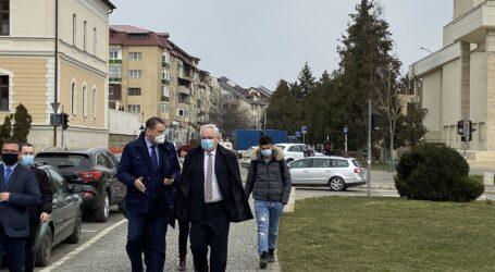 VIDEO. Ministrul Dezvoltării anunță modernizarea centrului Zalăului