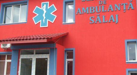 Ambulanțele din Sălaj au parcurs în 2020 peste 1,2 milioane de kilometri și au intervenit la 6.000 de misiuni pentru COVID-19