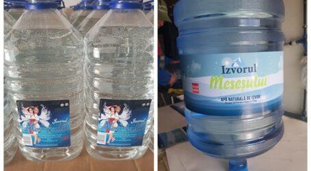 Izvorul Meseșului, brandul de apă care vrea să revitalizeze piața pentru persoanele fizice