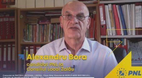 Alexandru Bora, patronul restaurantului Imbiss, noul consilier local din Zalău