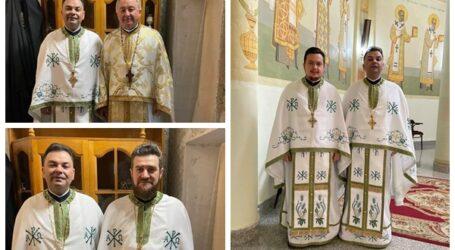 Preotul din Zalău, Ionuț Pop a slujit astăzi la Catedrala din Mănăștur alături de Mitropolitul Andrei și un mare sobor de preoți
