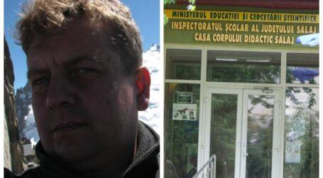 Directorul adjunct de la CNS Zalău va fi instalat mâine în funcția de inspector școlar
