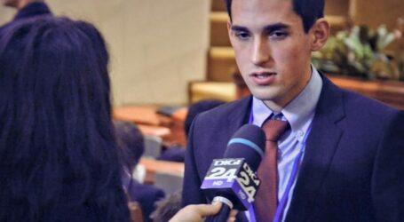 OFICIAL! Cristian Lazăr, candidatul PNL la Primăria Șimleu Silvaniei