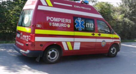 Accident în Zalău – o femeie de 43 de ani a fost lovită pe trecerea de pietoni