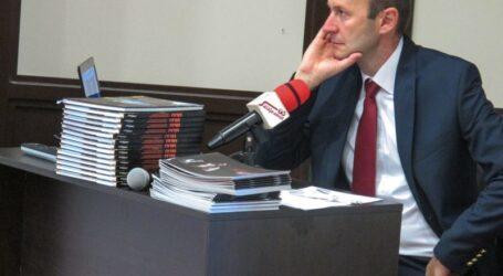 Sebastian Olaru, noul purtător de cuvânt al prefectului Dari Toma