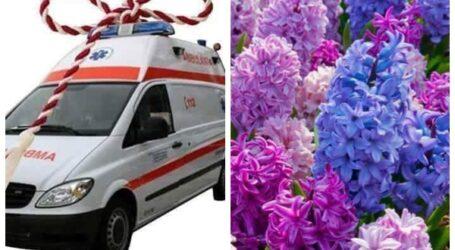 """Serviciul de Ambulanță Județean Sălaj urează tuturor doamnelor și domnișoarelor """"La mulți ani!"""""""