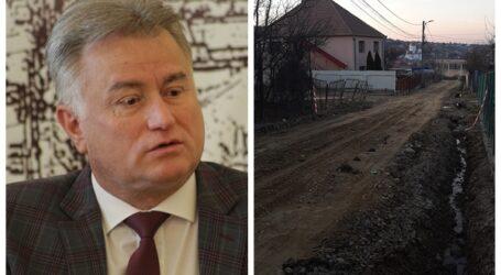 Cum a rezolvat Ionel Ciunt o problemă de infrastructură a zeci de zălăuani în doar două ore de la depunerea petiției