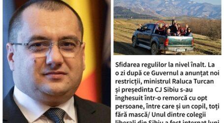 "Cristian Terheș: ""PNL sfidează România"""