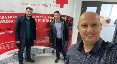 Vlad Pașcalău participă la un curs alături de toți viceprimarii de orașe din Ardeal