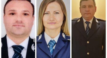 Polițiști cu care ne mândrim! Povești IMPRESIONANTE despre oameni ai legii din Sălaj dedicați în totalitate meseriei