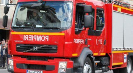 ULTIMA ORĂ! Explozie la un bloc din Șimleu Silvaniei – 18 persoane au fost evacuate