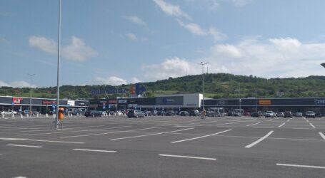 Eveniment inedit în parcarea complexului comercial din Zalău