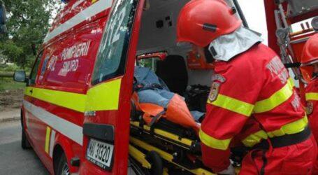 ULTIMA ORĂ! Accident cu 3 victime pe Meseș