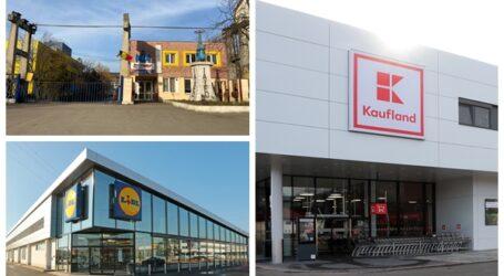 """Kaufland, Lidl, MC Donald`s și un nou mall """"răsar"""" în curând în Zalău"""