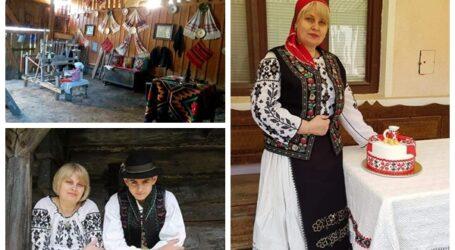 Povestea Crinei Terec, sălăjeanca care aduce în actualitate tradiția populară din Sălaj