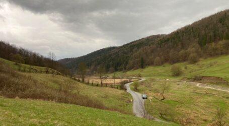 Am descoperit un drum din Sălaj mai puțin cunoscut, dar cu peisaje spectaculoase