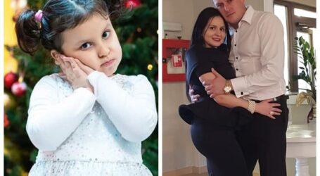 Micuța Natalia va urma un tratament la o clinică din Italia. Mesajul familiei Huzoni pentru toți oamenii cu suflet mare