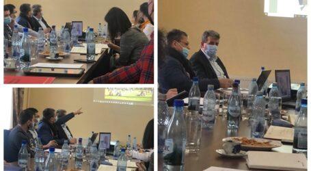 Jiboul se dezvoltă cu fonduri europene! Vizită importantă în orașul de pe Someș