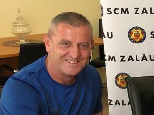 Vasile Jula, noul antrenor de la SCM Zalău