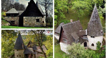 Cetatea Ciorii, singurul castel din județul Sălaj încă locuit